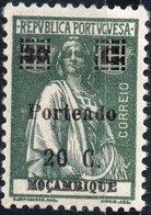 MOZAMBICO, MOZAMBIQUE, PORTUGUESE COLONY, CERES, SEGNATASSE, 1924, 20 C., NUOVO (MLH*) Mi. P48,  Scott J49,  YT T47 - Mozambique