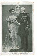 CPA- Carte Postale - Pays Bas - S.M. Wilhelmine Et Le Prince Henri-et La Princesse Juliana VM2704 - Koninklijke Families