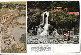 Brochure Tourisique Sur La Chine, Reçu Aux Expos Bruxelles 1958 - Dépliants Touristiques