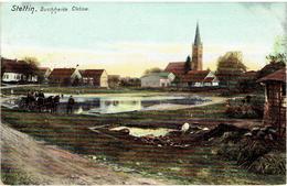 STETTIN - Buchheide - Clebow - Szczecin - Chlebowo - Pommern