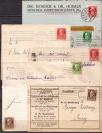Postal History: Bavaria 17 Covers - Bavaria