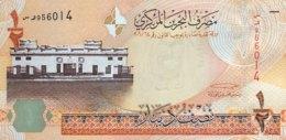 Bahrain 1/2 Dinar, P-25a (2008) - UNC - Bahreïn