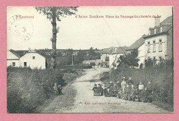 Belgique - STOCKEM - Environs D' Arlon - Place Du Passage Du Chemin De Fer - Arlon