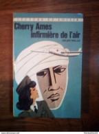 Helen Wells:Cherry Ames, Infirmière De L'air/Lecture Et Loisir-Charpentier, 1974 - Bücher, Zeitschriften, Comics