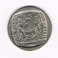 //  ZUID AFRIKA  5 RAND 1995 - Afrique Du Sud