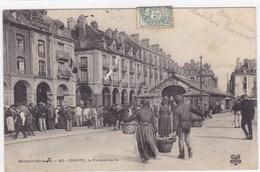 Seine-Maritime - Dieppe - Poissonnerie - Dieppe