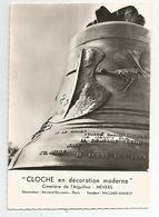58 Nièvre Nevers Cloche Cimetière De L'aiguillon Fabriquée Fonderie Paccard Annecy - Nevers