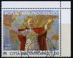 """PIA - VATICANO - 2017 : 50° Anniversario Dell' Enciclica Di Papa Paolo VI """"Populorum Progressio) - Vaticano"""