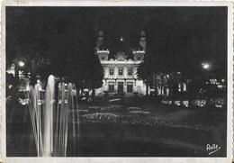 MONACO - MONTE-CARLO - Le Casino, Vue De Nuit - 1969 - Casino