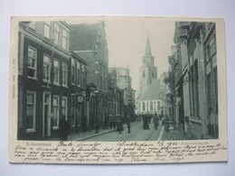 M75 Ansichtkaart Scheveningen - Keizerstraat - 1902 - Scheveningen
