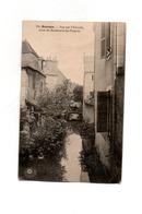 Bourges Vue Sur L'Yevrette Prise Du Boulevard Du Progrés - Bourges