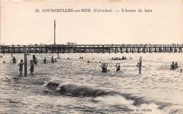COURSEULLES SUR MER - L'heure Du Bain - Courseulles-sur-Mer