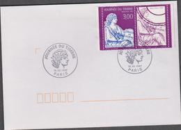 FRANCE 1 Enveloppe Premier Jour Journée Du Timbre 1997 - Mouchon 1902 N°YT 3052a 10 03 1997 - FDC
