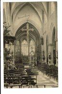 CPA- Carte Postale -Belgique-Alsenberg-Vue Générale De L'intérieur De L'Eglise -VM2718 - Beersel