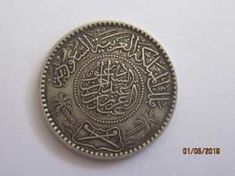 Arabie Saoudite: 1/2 Riyal 1354 / 1935 (silver) - Arabia Saudita
