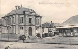DOZULE - La Mairie Et La Halle Boucherie - France