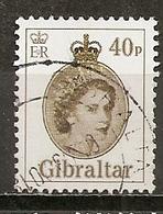Gibraltar 200- 40p Obl - Gibraltar