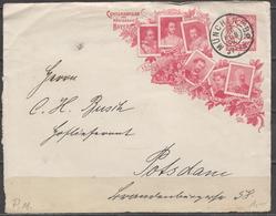 Postal History: Bavaria Cover Front - Bavaria