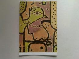 Art  Postcard -  Paul Klee  -  Bird Of Prey - Paintings