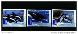 AUSTRALIA - 2009  WWW DOLPHINS  SELF  ADHESIVE SET  MINT NH - Mint Stamps