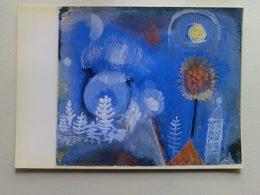 Art  Postcard -  Paul Klee  -  Landschaft Der Vergangenheit - Paintings
