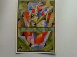 Art  Postcard -  Paul Klee  -  Landscape Near E - Paintings