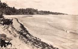 GABON LIBREVILLE Bord De Mer Aux Environs De Libreville 5(scan Recto-verso) MA187 - Gabon