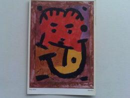 Art  Postcard -  Paul Klee  -  Musiker - Paintings