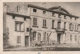Drome : SAINT-PAUL-TROIS-CHATEAUX : L'hotel De Ville - France