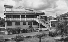 GABON LIBREVILLE Hotel Laffond 20(scan Recto-verso) MA187 - Gabon