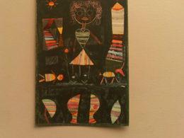 Art  Postcard -  Paul Klee  -  The Dolls Theatre - Paintings