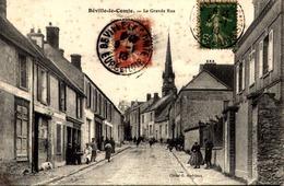 28 - EURE ET LOIR / Beville Le Comte -   - La Grande Rue  /LOT 745 - Autres Communes