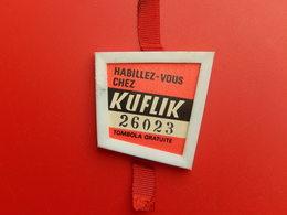 Insigne -  Carnaval De Mulhouse 1966 - Carnaval