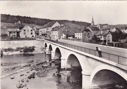 25-Pont-de-Roides..le Pont Sur Le Doubs - France