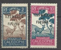 Wallis Et Futuna  Taxe   N° 11 Et 14  Neufs  * TB    ...soldé à Moins De 20 % ! - Postage Due