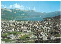 Annecy Stade Vue Générale, Le Parc Des Sports Et Le Lac - Annecy