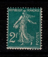 Semeuses YV 239 N** Cote 30 Euros - France