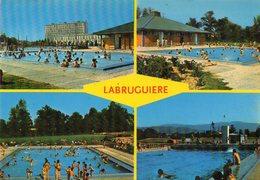 Labruguiere (Tarn) La Piscine Municipale Collection Cabanac - Maison De La Presse - Labruguière