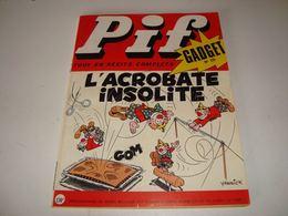 Pif Gadget N°170 - Pif Gadget
