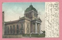 Polska - Polen - Pologne - CZESTOCHOWA - Synagogue - Synagoge - Feldpost - Guerre 14/18 - Polen
