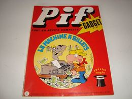 Pif Gadget N°213 - Pif Gadget
