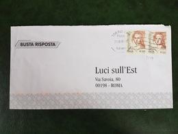 (34915) STORIA POSTALE  ITALIA 2009 - 6. 1946-.. Repubblica