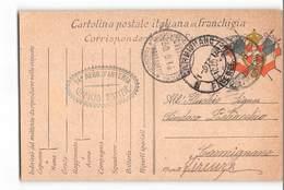 1312 POSTA MILITARE - 14° REGG. FANTERIA UFFICIO NOTIZIE X CARMIGNANO FIRENZE - 1900-44 Vittorio Emanuele III