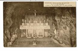 CPA- Carte Postale -Belgique-Edeghem - Intérieur De La Grotte De N.D. De Lourdes- VM2724 - Edegem