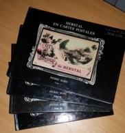 BELGIQUE - REGIONALISME - Herstal En Cartes Postales  De Pierre Baré - Beaucoup D'illustrations (4 Tomes Sur 4). - Culture