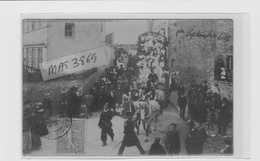 GOUVIEUX CAVALCADE 1906 CHAUMONT LA CHAUSSEE - Gouvieux