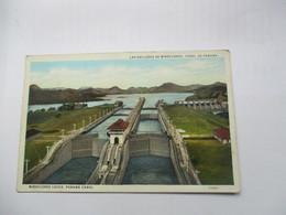 CP Canal De Panama - Las Exclusas De Miraflores - Panama