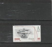 Italie Oblitéré 2015  N° 3594   Dessin De Léonard De Vinci - 1946-.. Republiek