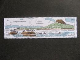 Saint Pierre Et Miquelon: TB Bande N° 1055/1056, Neuve XX. - Unused Stamps