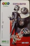 Mobilecard Thailand - 12Call - Movie,Film,cinema  - Robots (2) - Thaïland
